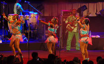 Femi Kuti and Positive Force