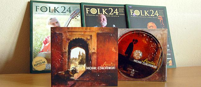 Acatao i Magazyn FOLK24