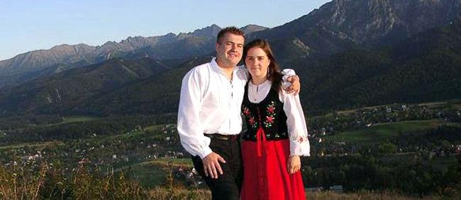 Joanna i Józef Gruszka