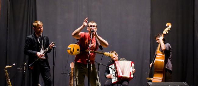 Balkan Sevdah Akustik