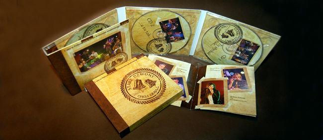 CD i DVD Starych Dzwonów