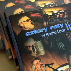 Cztery Refy w Radiu Łódź - Live