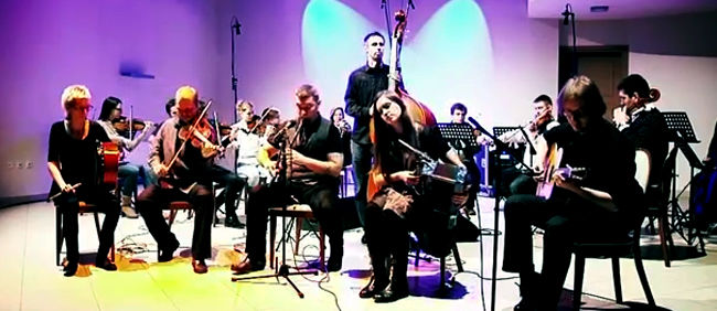 Celtic Rivers Orchestra