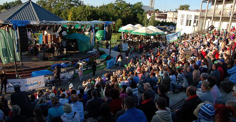 15 Festiwal Piosenki Żeglarskiej Charzykowy