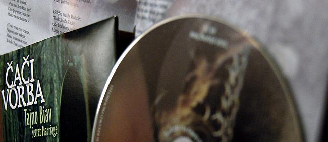 Tajno Biav promo CD