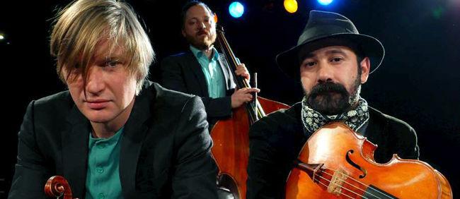 Felix Lajkó Trio