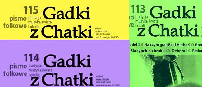 Pismo Folkowe Gadki z Chatki