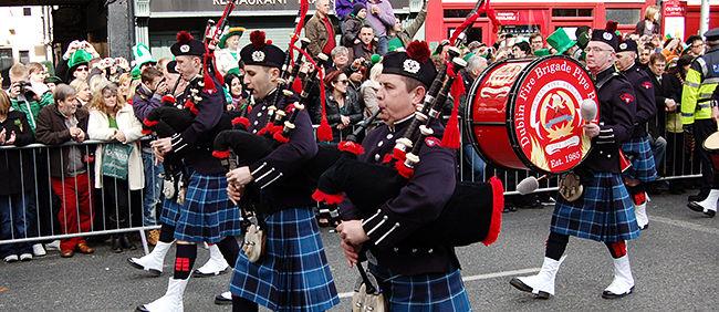 Parada w Dniu św. Patryka