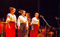 Scena Otwarta Mikołajki Folkowe 2012