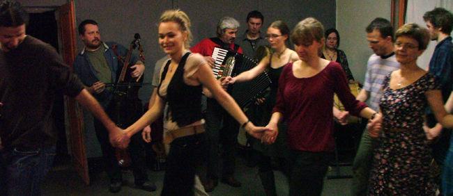 Potańcówka w Domu Tańca w Poznaniu