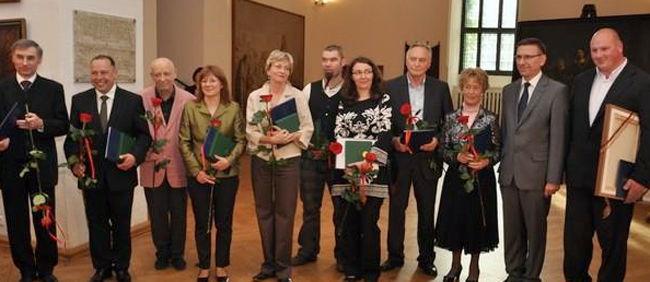 Nagrody w dziedzinie kultury - Olszyn