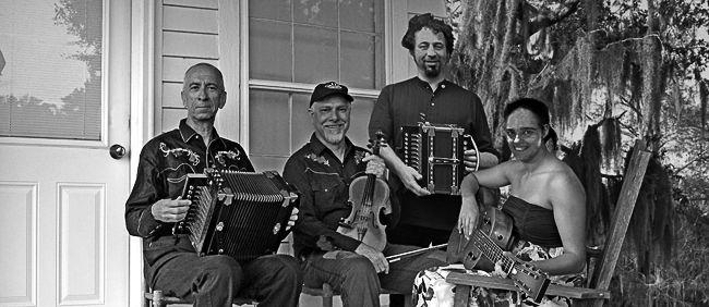 Mazouk Bayou Band