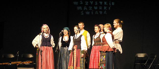 IV Wszystkie Mazurki Świata