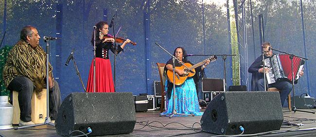 Festiwal Muzyki i Kultury Romskiej