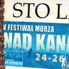 "5 Festiwal Morza ""Nad Kanałem"""