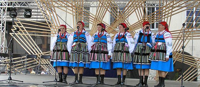 Festiwal Kapel i Śpieiwaków Ludowych