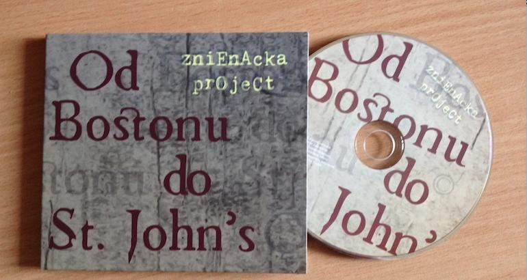 Płyta Znienacka Projct