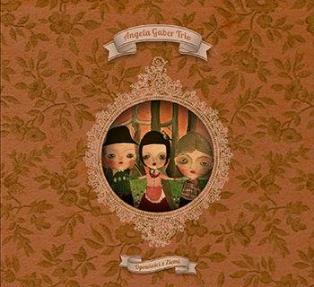 """""""Opowieści z Ziemi"""" - Angela Gaber Trio"""