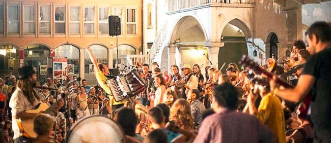 Międzynarodowa Orkiestra Folkowa