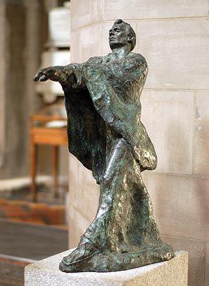 Rzeźba św. Patryka