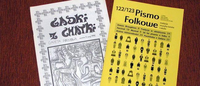 Gadki z Chatki i Pismo Folkowe