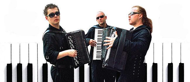 Motion Trio na Ethnojazz