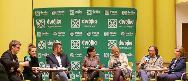 Konferencja prasowa - Nowa Tradycja 2016