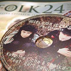 Magazyn Folk24 i płyta CD