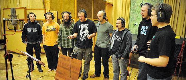 R.U.T.A. w studiu S4