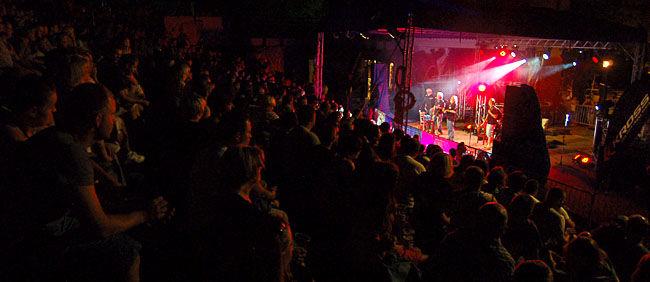 Festiwal w Mikołajkach
