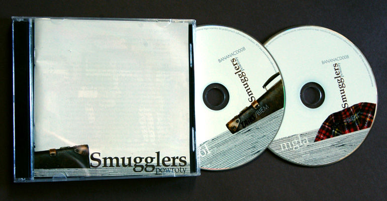 """""""Powroty"""" Smugglers"""