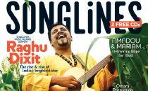 Okładka Songlines Magazine #77