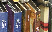 Stojak z płytami