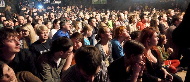 Publiczność YAPY 2012
