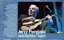 Jerzy Porębski, rozmowa w Żaglach