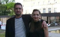Kornél Varga i Branka Básits